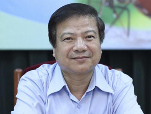 Giáo sư Nguyễn Văn Kính, nguyên Giám đốc Bệnh viện Bệnh Nhiệt đới Trung ương. Ảnh do bệnh viện cung cấp.