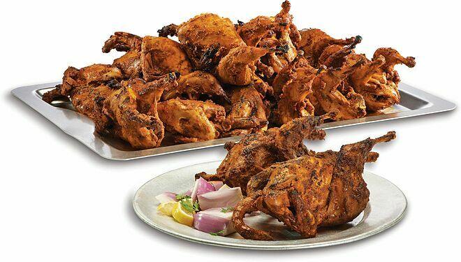Thịt thỏ là món ăn sang trọng của người xưa. Ảnh: Gurgaon Foodie