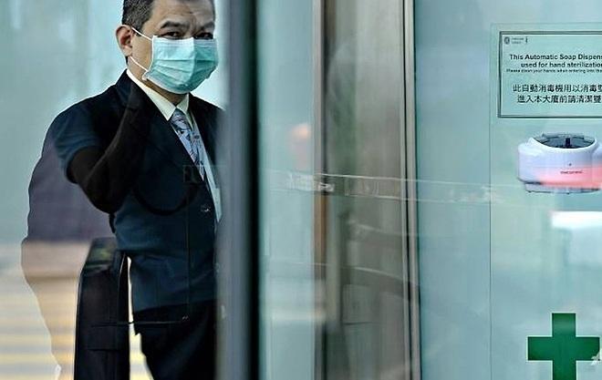 SARS là hội chứng suy hô hấp cấp tính nặng, xuất hiện lần đầu tiên tại Trung Quốc vào tháng 11/2002. Ảnh: CNA