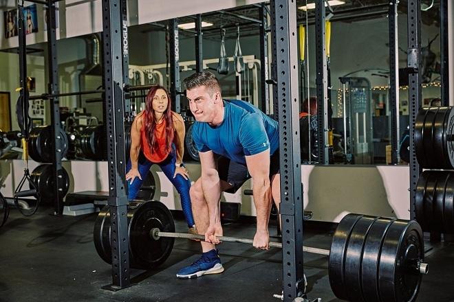 Chris thường tập luyện khoảng 2 tiếng một ngày. Ảnh:Wall Street Journals