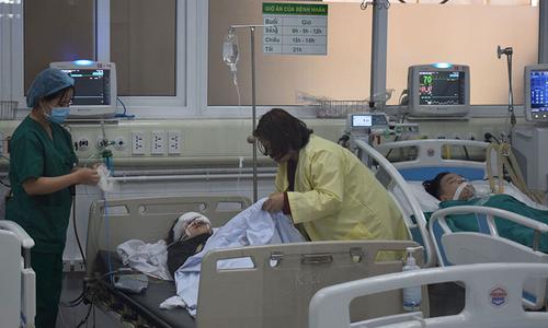 Bộ Y tế lo nhiễm chéo viêm phổi Vũ Hán trong bệnh viện