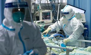 Cuộc chiến chống viêm phổi Vũ Hán 'leo thang'