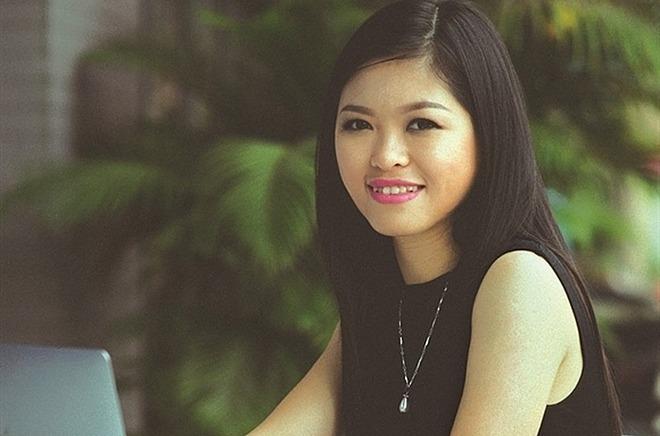 Trương Thanh Thuỷ từng được mệnh danh là nữ hoàng startup Việt. Ảnh: SCI.