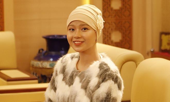 Thủy Tiên tự tin tham gia cuộc thi Duyên dáng Ngoại thương.