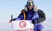 Bệnh nhân ung thư chinh phục Bắc Cực