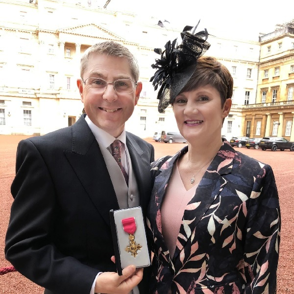 Sau chuyến đi, Harrop được trao huy chương OBE và lọt vào danh sách vinh danh năm 2019