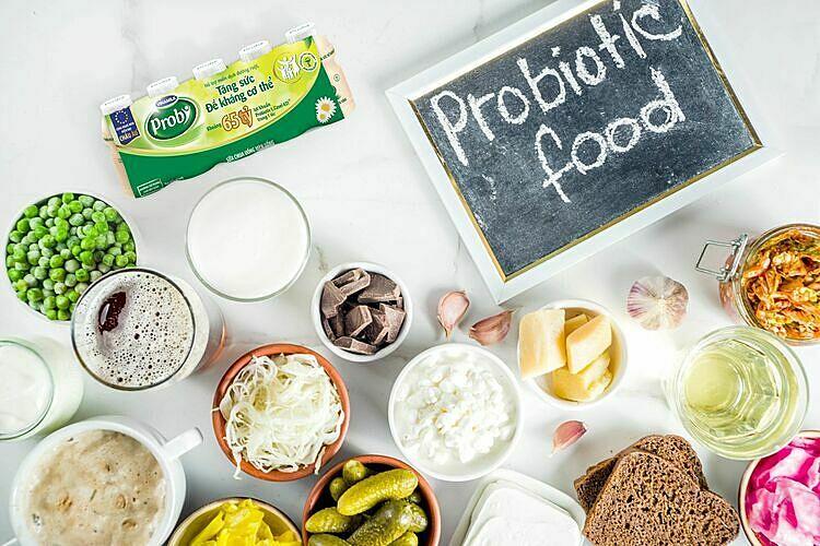 Bổ sung lợi khuẩn giúp hệ miễn dịch đường ruột khỏe mạnh, tăng cường đề kháng cho cơ thể