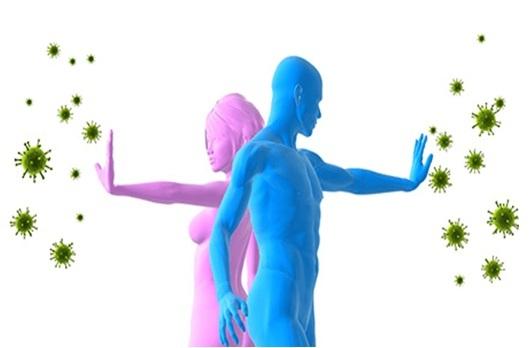 Tăng cường miễn dịch phòng ngừa virus Covid-19 Hệ miễn dịch khỏe mạnh giúp cơ thể ngăn ngừa tối đa sự xâm nhập của virus.
