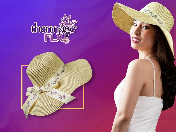 Quà tặng thời trang của hãng Thermage FLX.
