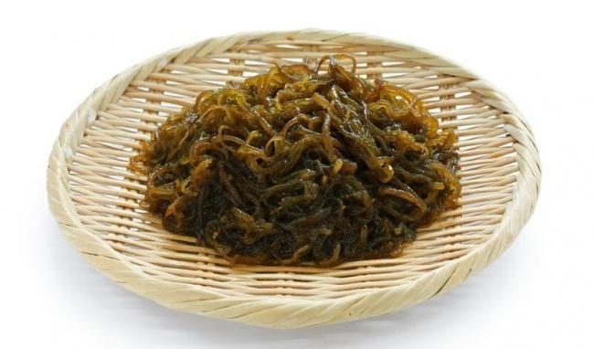 Rong nâu chứa nhiều fucoidan.