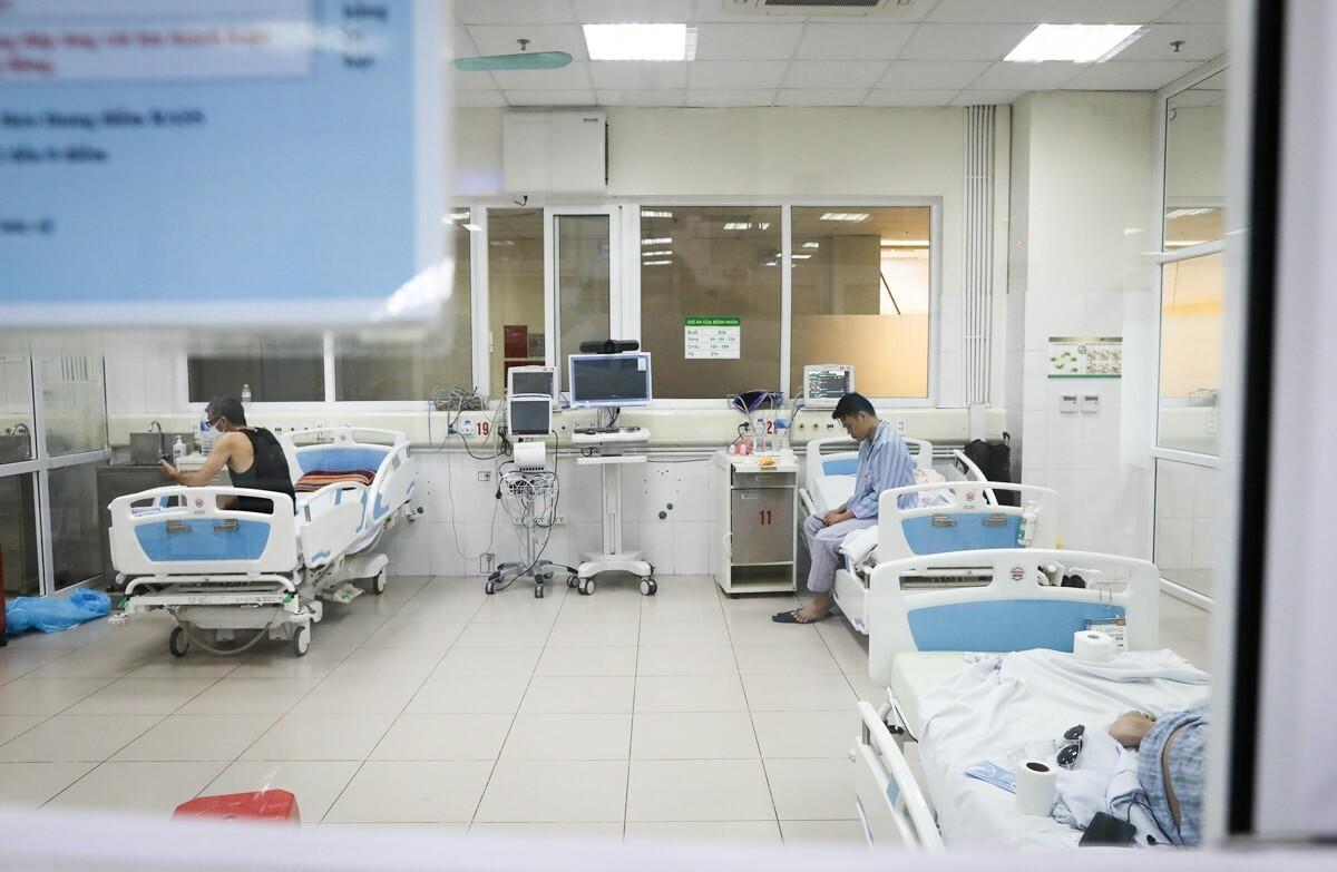 37 bệnh nhân Covid-19 xét nghiệm âm tính