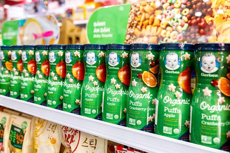 Mua sản phẩm dinh dưỡng hữu cơ của thương hiệu lớn, nhà phân phối uy tín để tránh hàng giả, kém chất lượng.