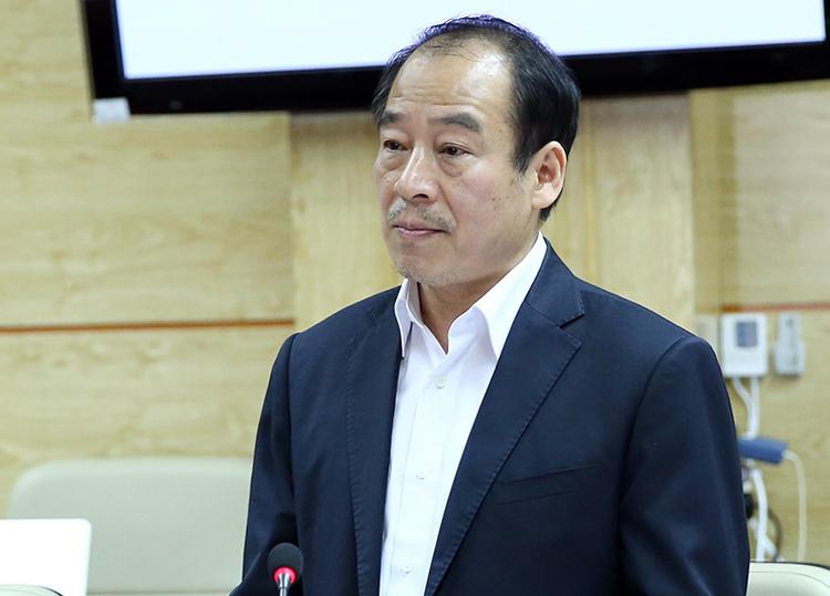 Ông Trần Đắc Phu. Ảnh:VGP.