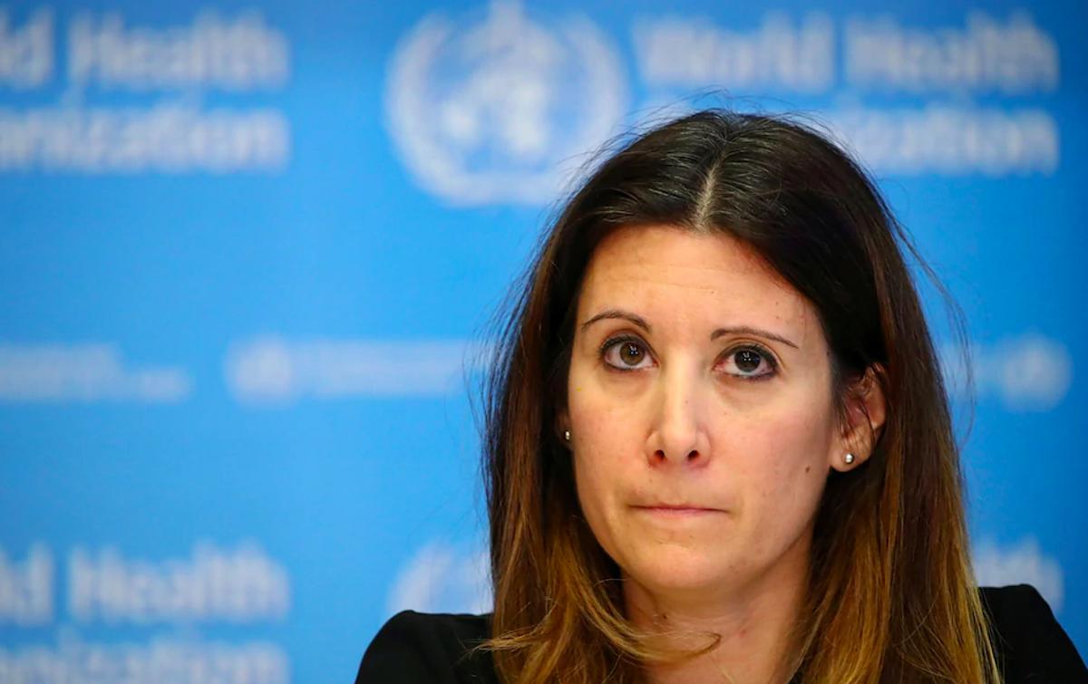 Tiến sĩ Maria van Kerkhove, chuyên gia dịch tễ của WHO. Ảnh: Reuters