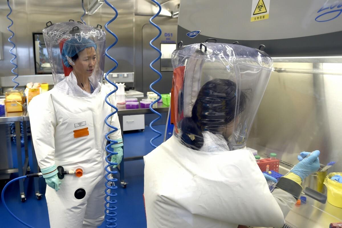 Phòng thí nghiệm WIV, Vũ Hán, Trung Quốc, nơi từng bị hoài nghi là nguồn gốc của nCoV. Ảnh:EPA-EFE
