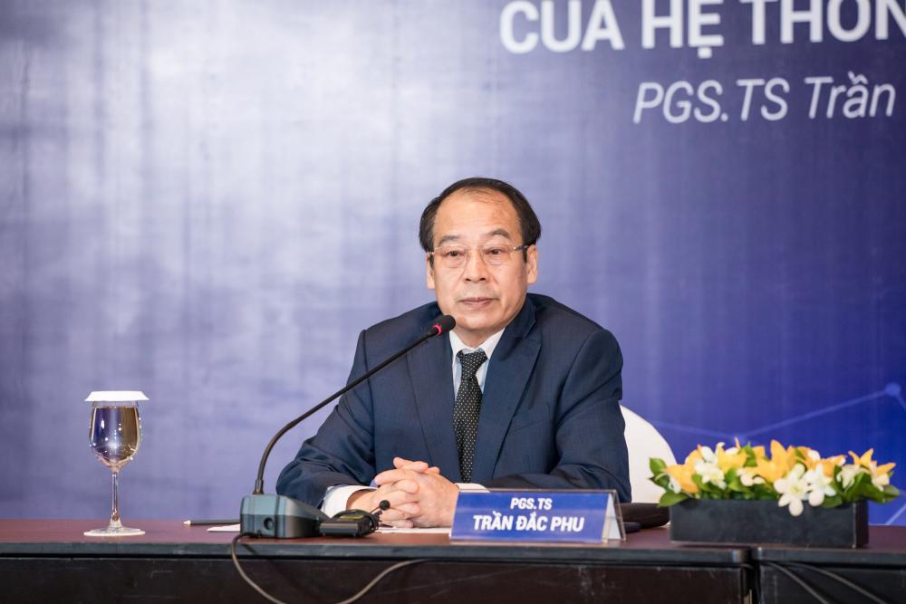 Ông Trần Đắc Phu - Nguyên cục trưởng Cục Y tế dự phòng chia sẻ về quy trình dịch tễ tạiThẩm mỹ viện Ngọc Dung.
