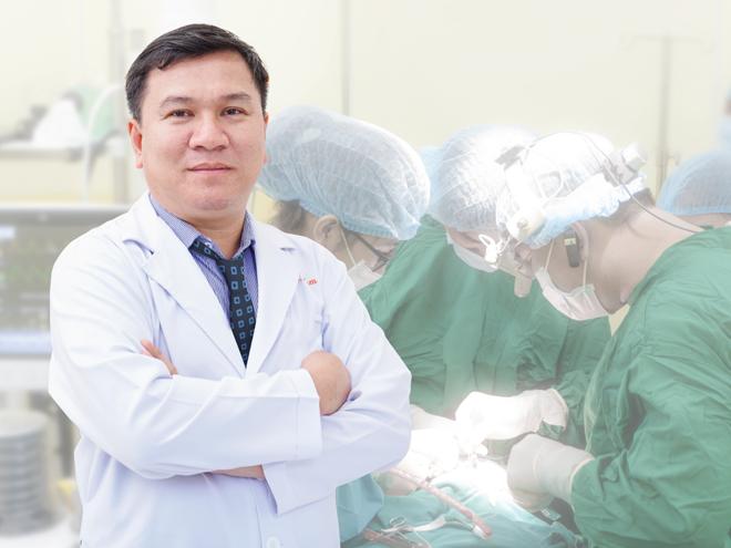 Bác sĩ CKI Nguyễn Hoàng Nam có hơn 10 năm gắn bó vớingành thẩm mỹ.
