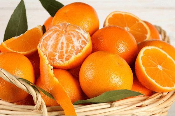 Cam là loại thực phẩm giúp bệnh nhân ung thư sau hóa trị giảm tình trạng khô miệng