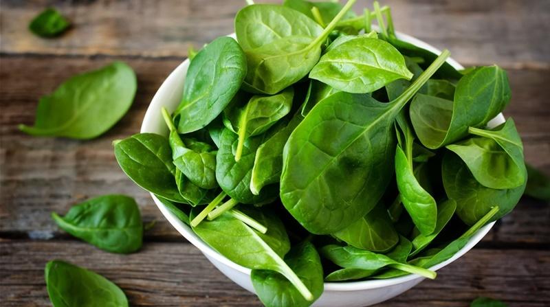 Rau bina là loại rau giúp phòng ngừa ung thư vú, miệng và dạ dày.