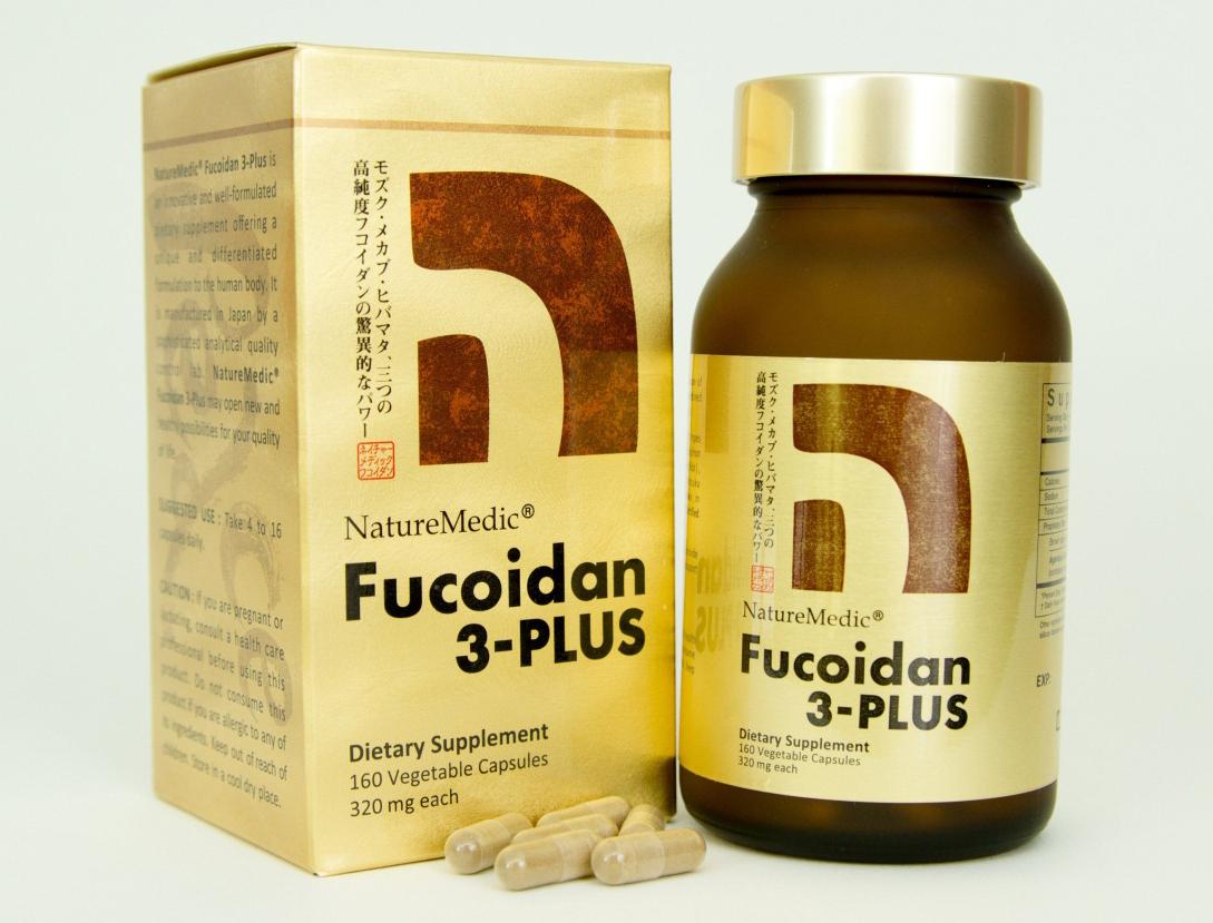 Hoạt chất Fucoidan có lợi cho sức khỏe người ung thư - 2