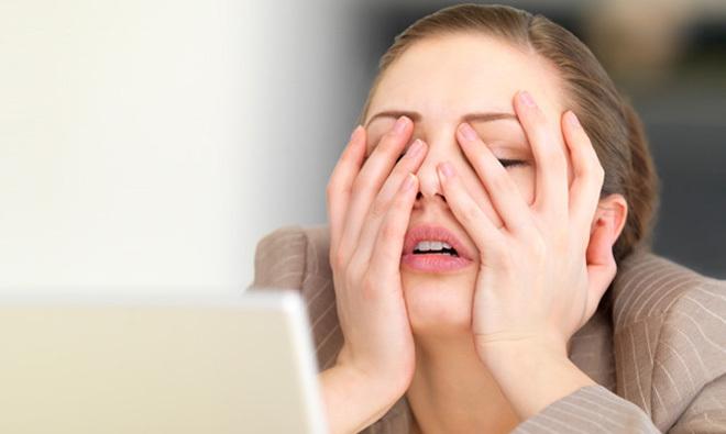 Stress làm hỏng da - VnExpress Sức khỏe