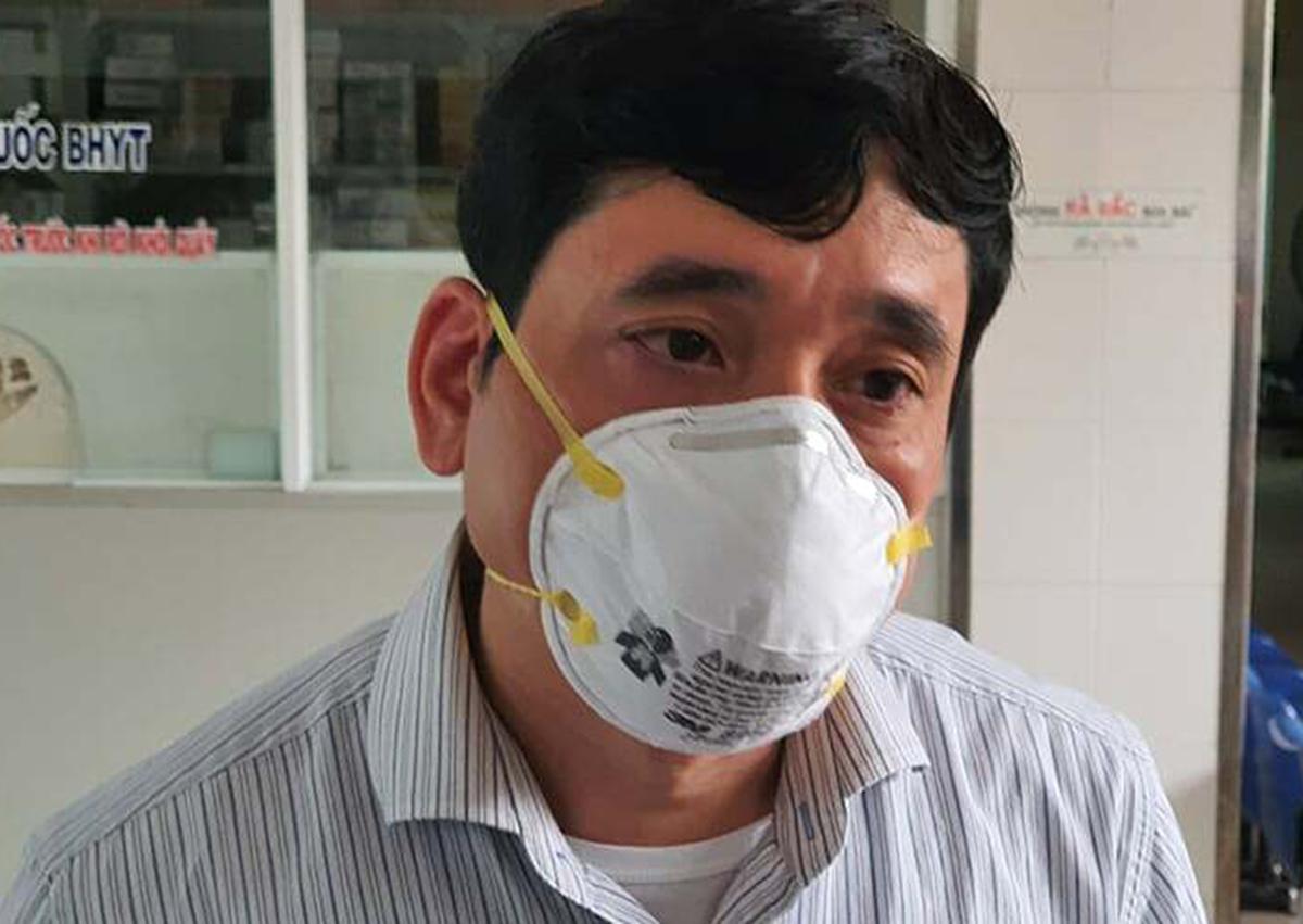 Tiến sĩ Đỗ Ngọc Sơn, Phó Khoa Cấp cứu Bệnh viện Bạch Mai. Ảnh: Tuấn Dũng.