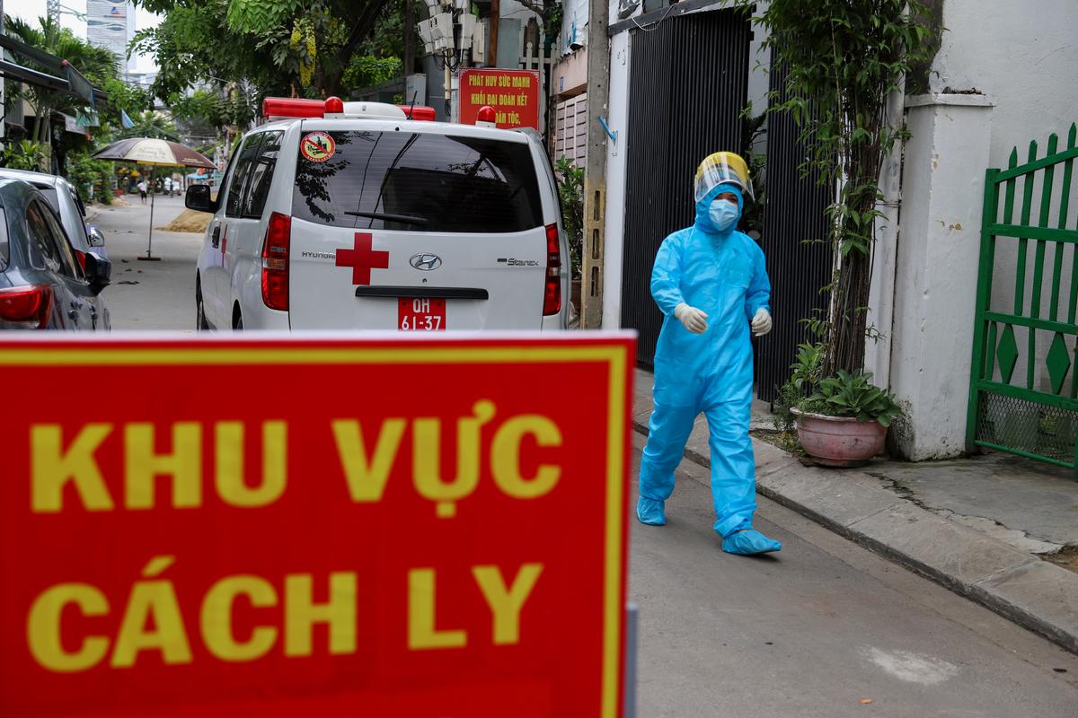 Đà Nẵng tìm người đến đám tang có 3 người nhiễm nCoV