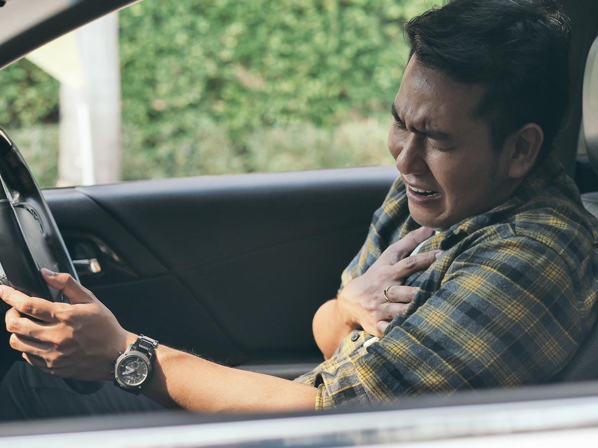 Tỷ lệ mắc bệnh tim mạch đang có nguy cơ trẻ hóa. Ảnh Shutterstock.