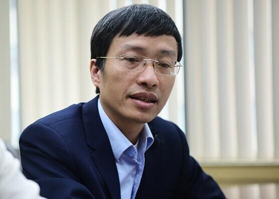 Viện trưởng Pasteur TP HCM Phan Trọng Lân. Ảnh: Giang Huy.