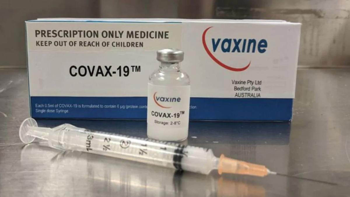 Vaccine Covax-19 được thử nghiệm trên người tại Australia. Ảnh: ABC News