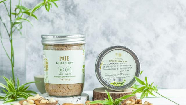 Pate Minh Chay chứa vi khuẩn ảnh hưởng nặng nề đến sức khoẻ. Ảnh: Cục An toàn thực phẩm cung cấp.