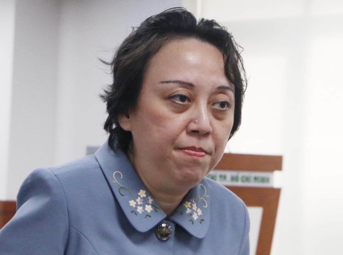 Trưởng Ban Quản lý An toàn Thực phẩm TP HCM lo ngại số lượng người dân đã sử dụng pate Minh Chay chưa phát hiện còn rất cao. Ảnh: Thư Anh.