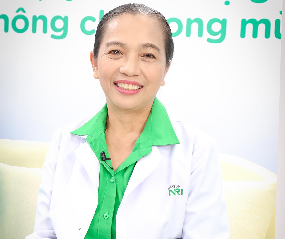 Bác sĩ Ngọc Hương chia sẻ về cách đề kháng cho trẻ qua chế độ dinh dưỡng.