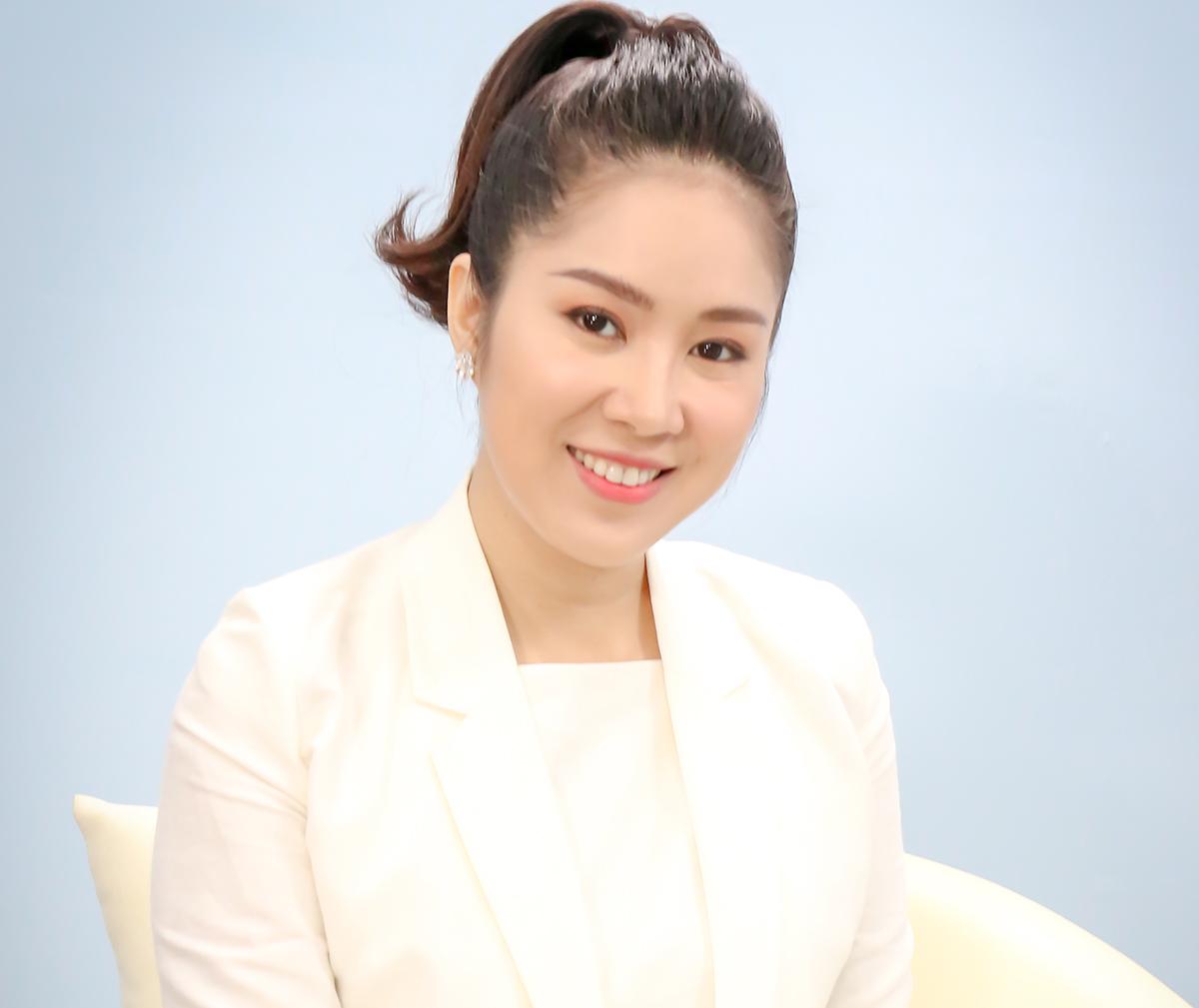 Diễn viên Lê Phương chia sẻ bí quyết chăm sóc hai con để tăng đề kháng.