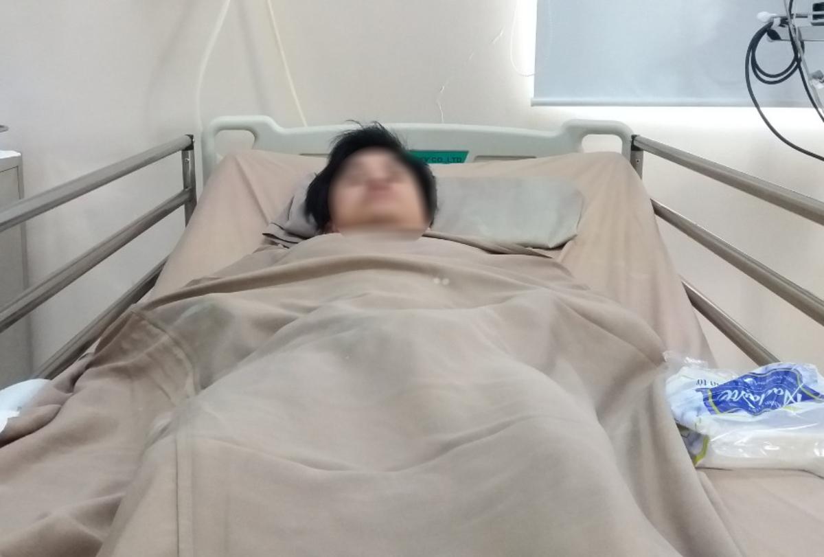 Bác sĩ Thanh nhận định, bệnh nhân có nguy cơ tử vong nếu nhập viện muộn 10 phút. Ảnh: Bệnh viện cung cấp.