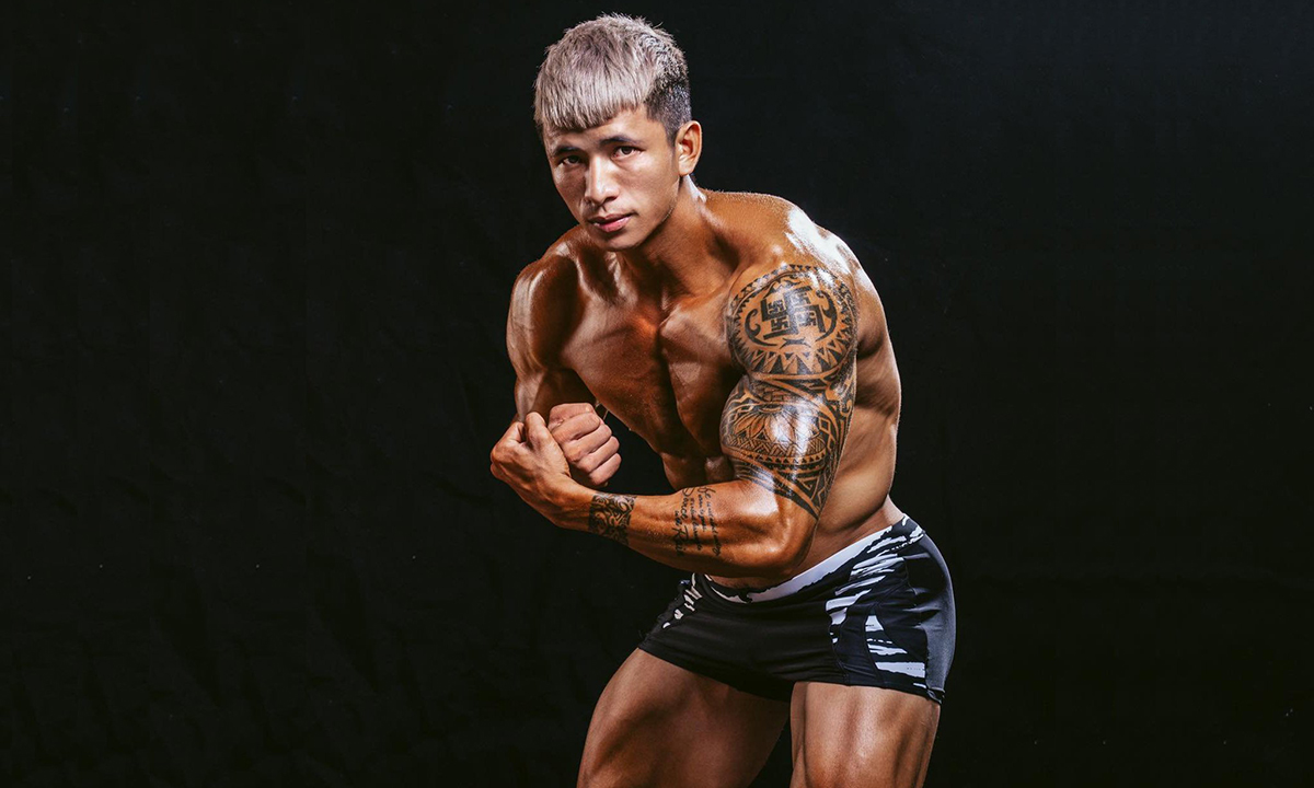 Association said that in order to own beautiful muscle mass, bodybuilders must invest a lot of time, effort and passion to pursue them for a long time.  Photo: Character provided