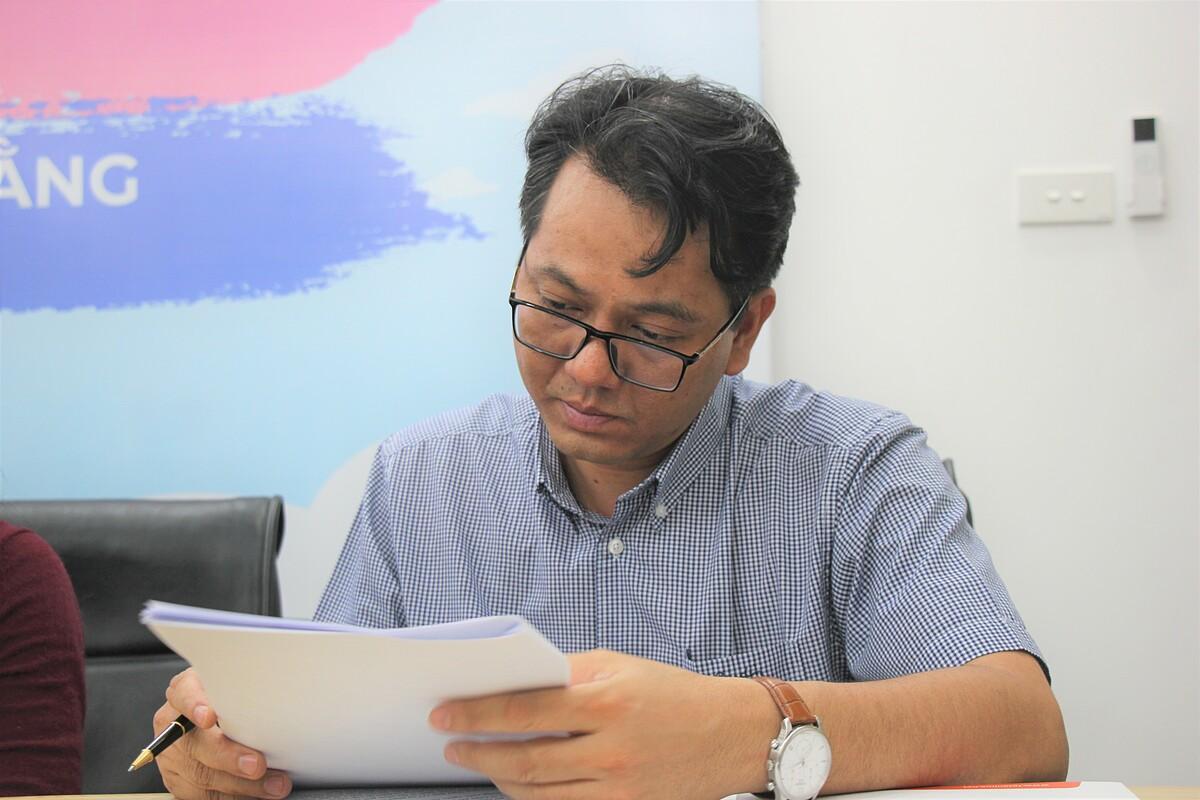 Ông Phạm Vũ Hoàng, Phó Tổng cục trưởng Tổng cục Dân số-Kế hoạch hóa gia đình, Bộ Y tế.