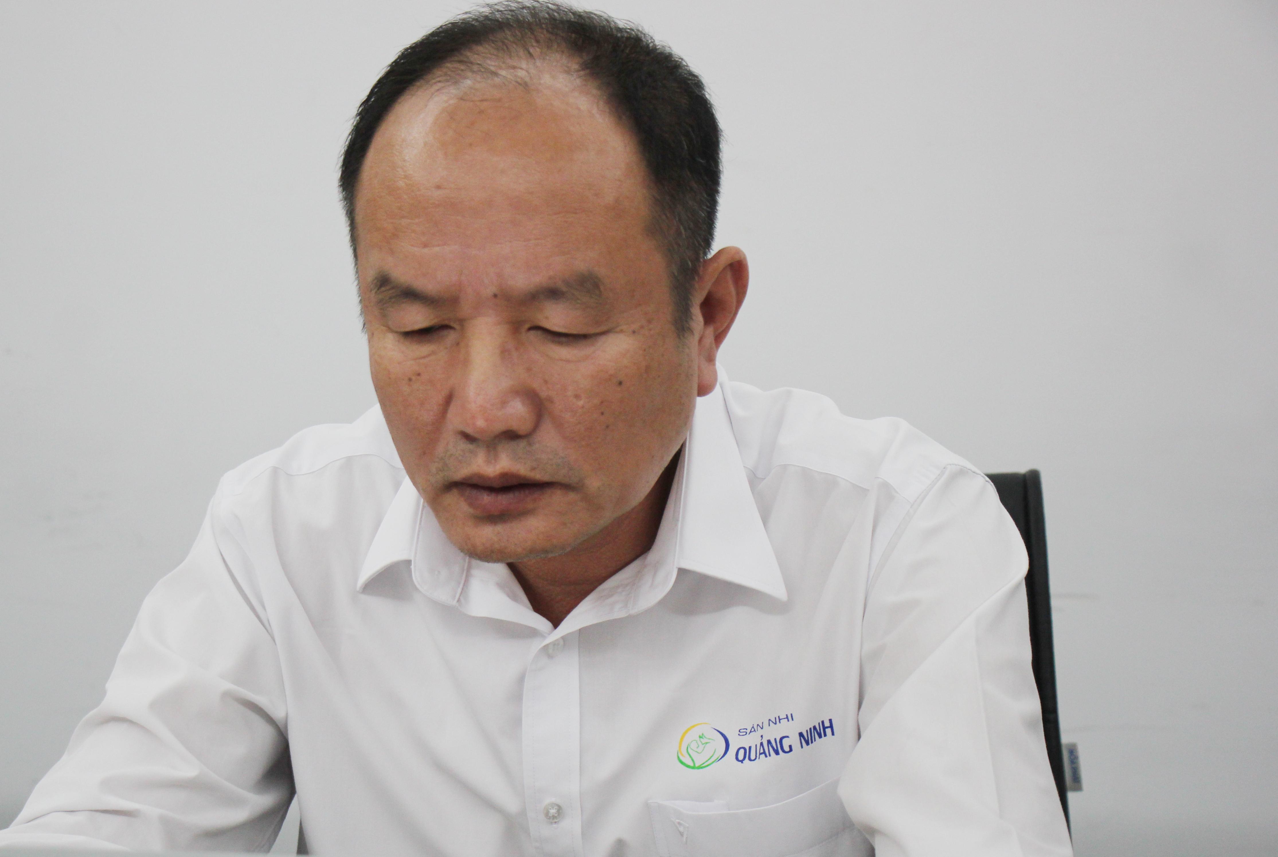 Bác sĩ Nguyễn Quốc Hùng