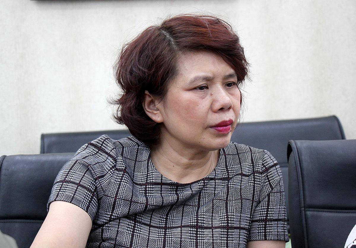 Bà Nguyễn Thị Thanh Hiền cho biết người lao động hưởng lương hưu khi đáp ứng các điều kiện: Nam đủ 60 tuổi, nữ đủ 55 tuổi và có đủ 20 năm đóng BHXH trở lên.