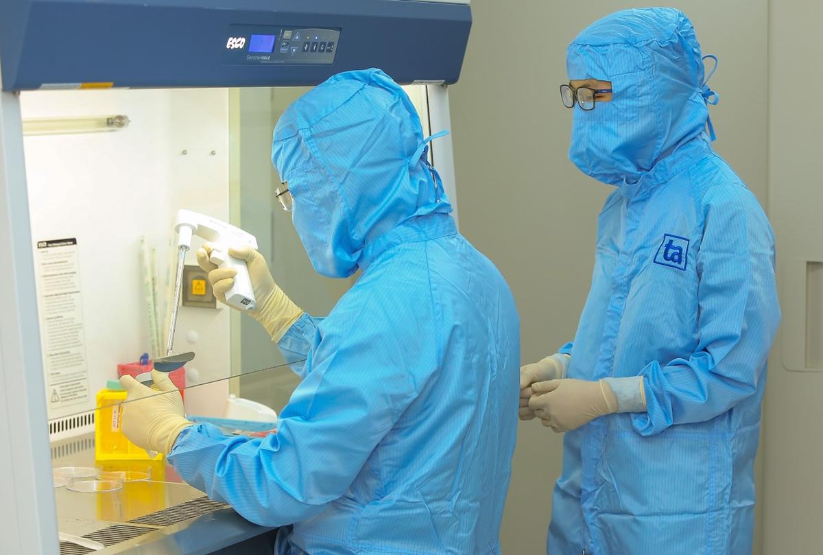 Trung tâm Tế Bào Gốc - Bệnh viện Tâm Anh đã sẵn sàng nghiên cứu ứng dụng tế bào gốc trong điều trị các bệnh lý cơ xương khớp, bệnh tự miễn...