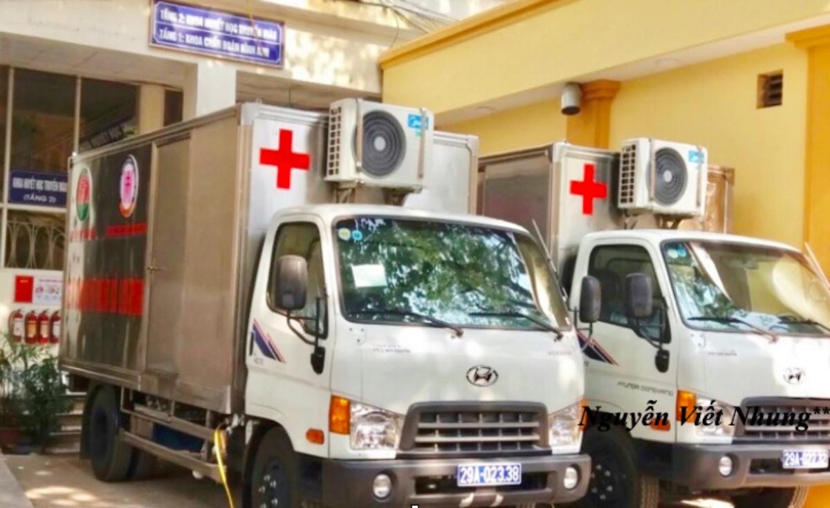 Từ 2 xe ban đầu, Việt Nam đã có 29 xe chụp X-quang di động, với hệ thống công nghệ hiện đại, phát hiện sớm bệnh lao trong cộng đồng. Ảnh: Bác sĩ cung cấp.