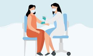Vaccine cho phụ nữ chuẩn bị mang thai