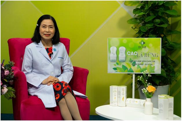 Tiến sĩ - bác sĩ Nguyễn Thị Sơn, Chuyên khoa nội tổng hợp thuộc Đại học Y dược TP HCM. Ảnh: Công ty TNHH Ngô Thanh Phú