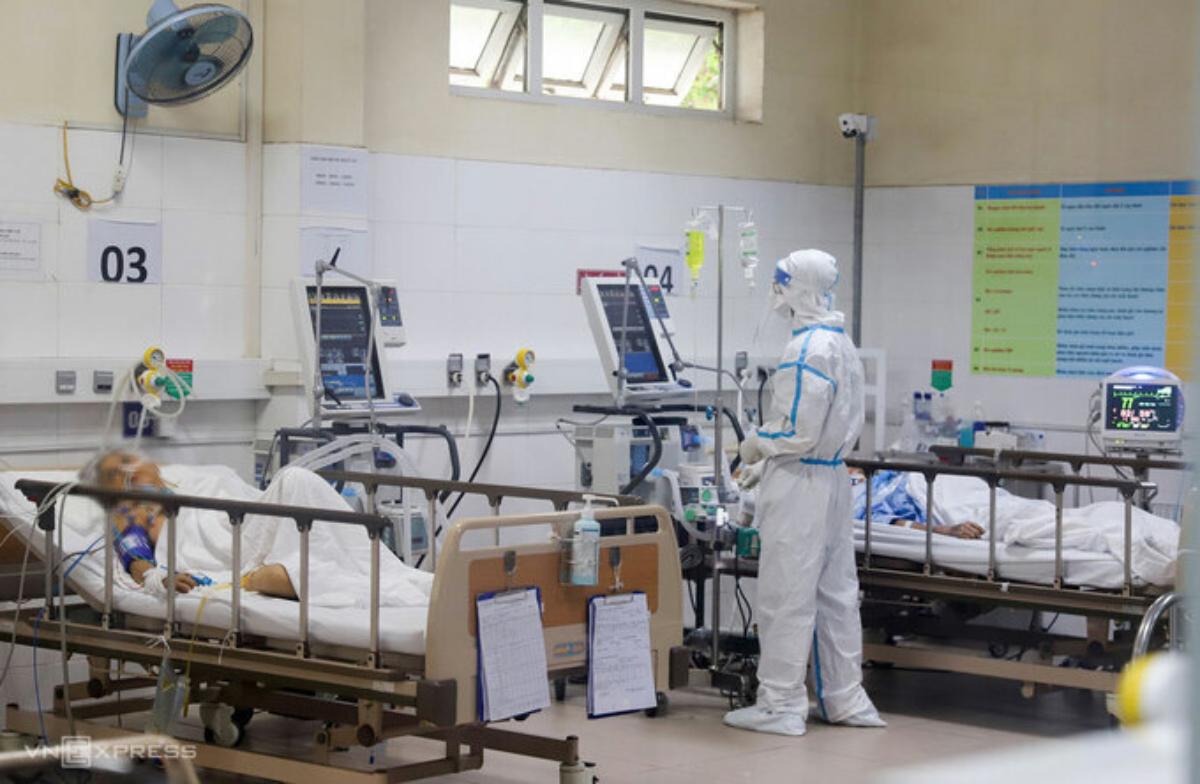 Đà Nẵng là địa phương ghi nhận số ca lây nhiễm nCoV trong cộng đồng lớn nhất tại Việt Nam qua ba đợt dịch. Khoảng 550 người nhiễm nCoV từ ổ dịch này, có 35 người tử vong. Ảnh: Ngọc Trường.