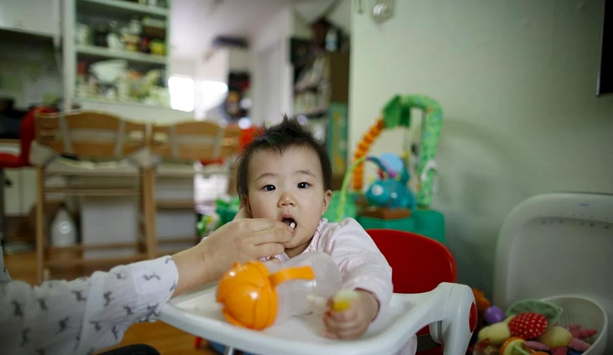 A boy lives in Seoul.  Photo: SCMP