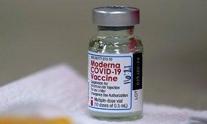 Châu Âu phê duyệt vaccine Moderna