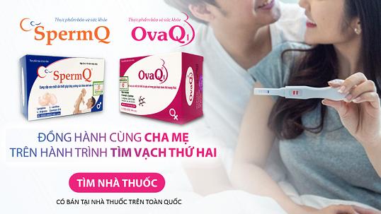 OvaQ1, SpermQ góp phần tăng cường sức khỏe sinh sản - 4