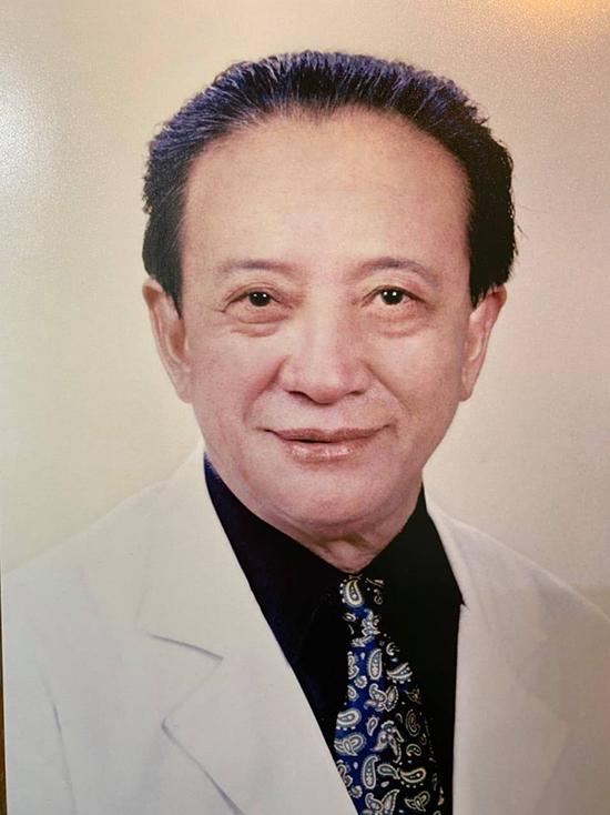 Giáo sư Nguyễn Tài Thu. Ảnh do gia đình cung cấp.