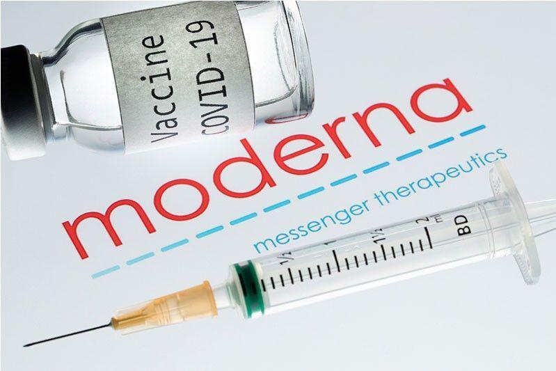 Vaccine Covid-19 của công ty dược Moderna phát triển theo công nghệ mRNA. Ảnh: AFP.