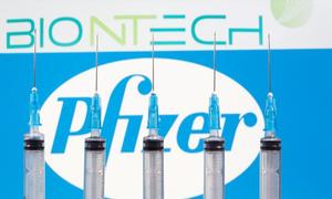 Vaccine Pfizer có thể bảo quản ở nhiệt độ cao hơn
